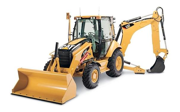 CAT (Caterpillar) - 416E