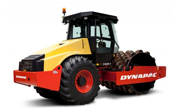 DYNAPAC - CA250 3